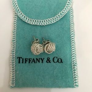 Tiffany & Co. Knot Earrings